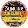 Монолеска Sunline Siglon V 100м 0.165мм 3кг/6lb (прозрачный)